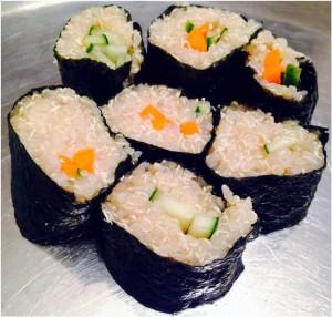 Quinova Sushi Plain